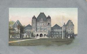 TORONTO, Ontario , 1900-10s ; Parliament Buildings