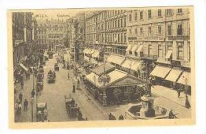 WIEN.- Graben, Cafe SCHRANCL, PU 1910