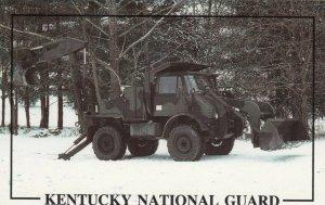 KENTUCKY National Guard, 1940-60s # 2