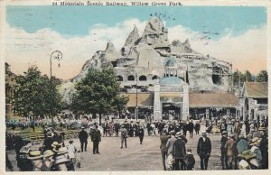 WILLOW GROVE Amusement Park , Pa, 1928