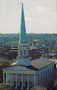 South Carolina Greenville First Baptist Church