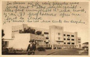 CPA AK Sénégal Afrique Dakar - Le Lycée Van Vollenhoven (68056)