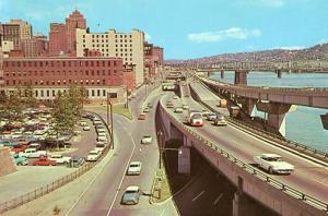PA - Pittsburgh, Ft. Pitt Blvd.