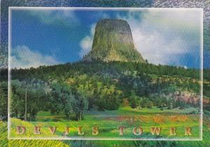 Wyoming Devils Tower National Monument