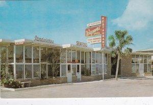 Florida Daytona Beach Wagner's Grill Seafood Restaurant sk2380