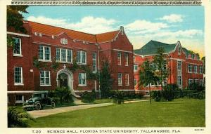 FL, Tallahassee, Florida State University, Science Hall, Ashville No. OA3102