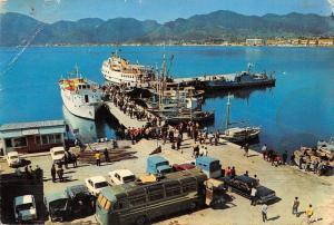 Turkey Iskeleye bir Bakis Marmaris. ships, port harbour pier