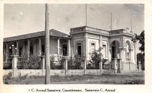 Guantanamo Cuba~Tuberculosis Sanitorium~C Arenal Sanatory~c1950 Real Photo~RPPC