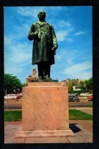 MN Dr William Mayo Statue ROCHESTER MINNESOTA Postcard