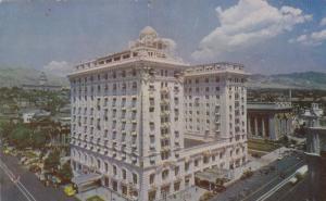 Hotel Utah, Salt Lake City, Utah, 1940-1960s