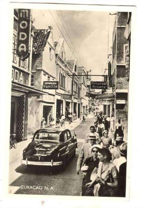 RP; Curacao , N.I., 40s
