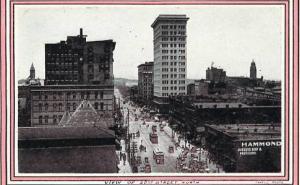 AL-Birmingham-  View of 20th Street North