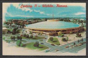 Kansas, Wichita - Century 11 Auditorium - [KS-012]