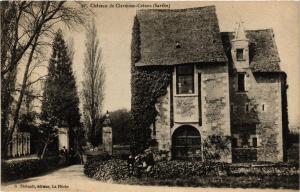 CPA Chateau de Clermont-Creans (390952)