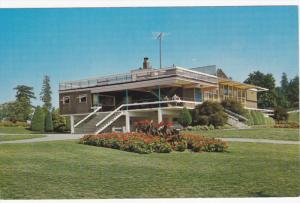 Centennial Pavilion, Burnaby Mountain Park, BURNABY, British Columbia, Canada...