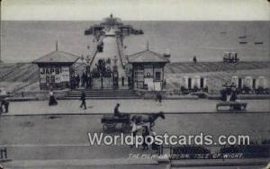 England, United Kingdon of Great Britain Isle of Wight The Pier, Sandown