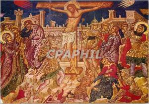Postcard Modern Meteors The Crucifixion