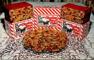 Georgia Claxton Claxton Bakery Home Of Old Fashioned Claxton Fruit Cake