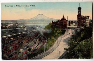 Gateway to City, Tacoma WA