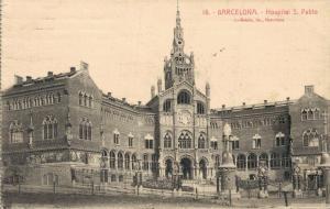 Spain Barcelona Hospital S Pablo 02.14