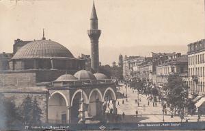 Bulgaria - Sofia - Marie Louise Boulevard 1931