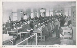 Pennsylvania New Cumberland Reception Center Mess Hall