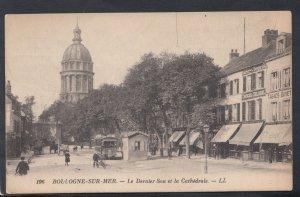 France Postcard - Boulogne-Sur-Mer - Le Dernier Sou Et La Cathedrale RS11304