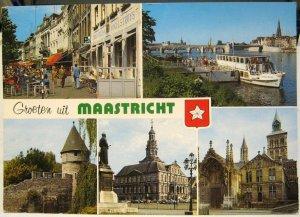 Netherlands Groeten uit Maastricht - posted 1978