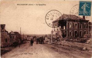 CPA  Bellicourt (Aisne) - La Grand'Rue  (202240)