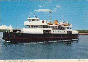 Ferry ship M.V. SELKIRK, Wood Island , P.E.I. , Canada , 50-70s