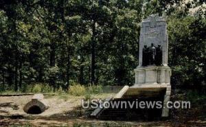 Illinois Monument Marietta GA Unused