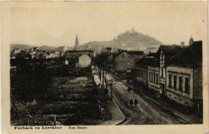 CPA  Forbach - Forbach en Lorraine - Rue Bauer  (386400)