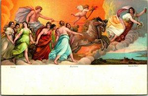 Roma Rome - Aurore - Guido Reni - Par Stengel & Co Sans 29803 Litho - Religieux