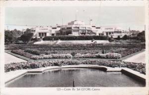 Portugal Costa do Sol Estoril Casino Real Photo