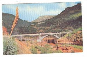 Highway Bridge, Salt River Canyon, Arizona,   PU-40-60s