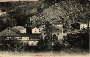 CPA Auvergne - Le vieux GIROUX (220738)