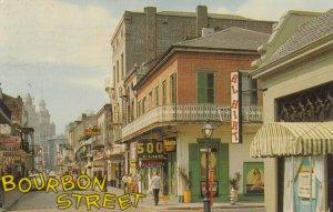 NEW ORLEANS , Louisiana , 1962 ; Bourbon Street