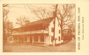 King of Prussia Inn Valley Forge Pennsylvania, PA