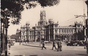RP Madrid , Spain. 30-40s ; Palacio de Comunicaciones