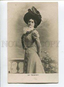 3035312 Belle CAVALIERI Italian Opera Star REUTLINGER
