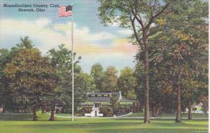Ohio Newark Moundbuilders Country Club Curteich