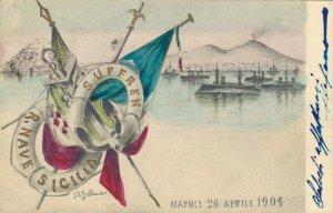 Italy Napoli 26 Aprile 1904 03.03