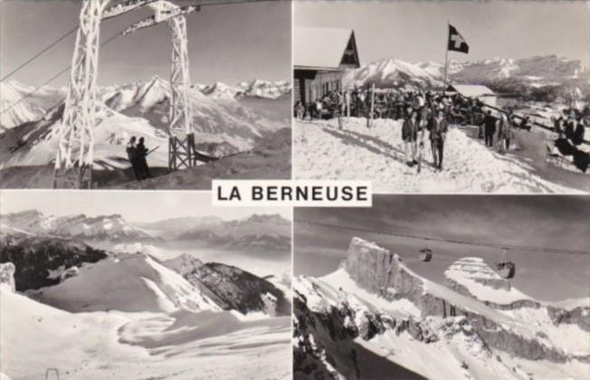 Switzerland La Berneuse Leysin
