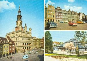 Poland, Poznan, Renesansowy Ratusz, City Hall 1976 used