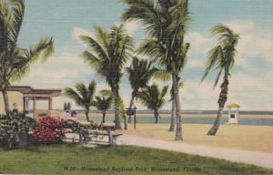 Florida Homestead Bayfront Park Curteich