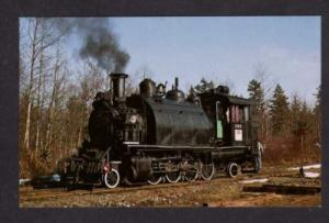 BC MacMillan Bloedel Train VANCOUVER BRITISH COLUMBIA