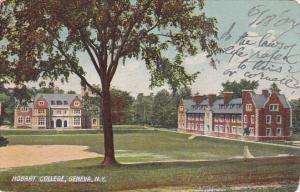 Hobart College, GENEVA, New York, PU-1901