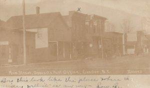 RP: CANDOR , New York , 1906 ; Main Street
