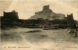 CPA AK Bou-Denib - Ksar des Oulad-Ali MAROC (964054)