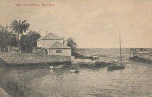 BERMUDA , 00-10s; Fisherman's House